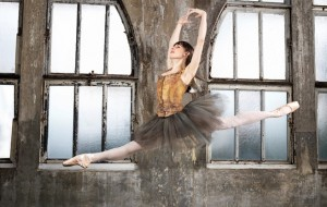 Tiler Peck Stars in Little Dancer Musical