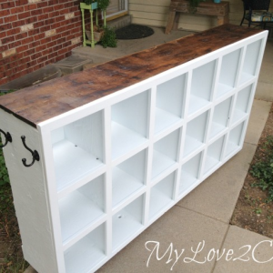 Cubby Revamp Project